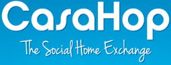 Recently-launched Casahop is leveraging the social graph to create a home exchange for travelers based on trusted connections—and it's free