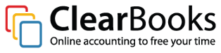 Clear Books logo