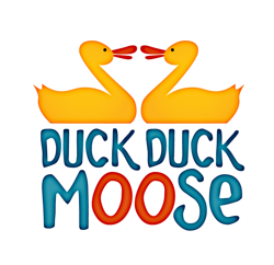 Duck Duck Moose logo