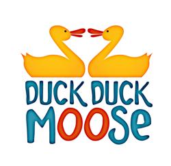 Duck Duck Moose logo