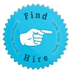 FindHire logo