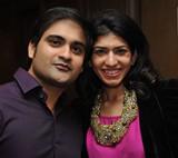 Rohan Bhargava and Swati Bhargava