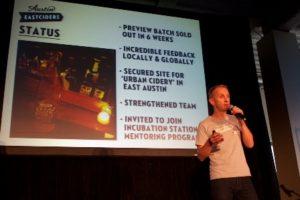 Austin Eastciders presentation