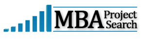 MBA Project Search logo