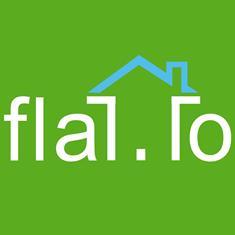Flat.to logo