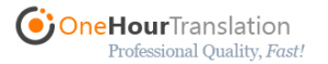 One Hour Translation logo