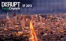 TC Disrupt 2013