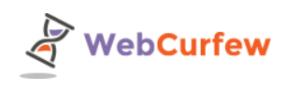 WebCurfew logo