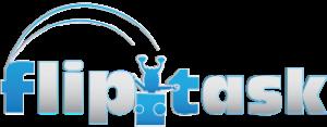 FlipTask logo