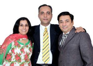 Joognu founding team