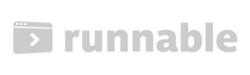 Runnable logo