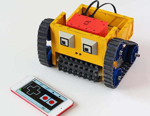 LEGOS come to life: True to its name, ATOMS are smart building blocks that enable kids to build cooler things