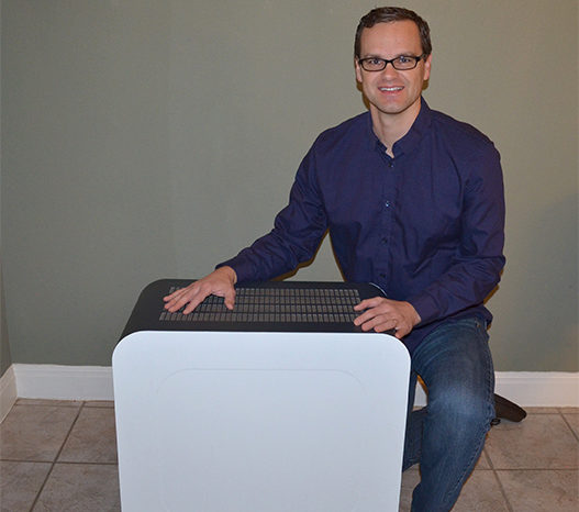Featured Startup Pitch: Oransi is targeting health-conscious consumers in the U.S. and China with its high-end air purifiers