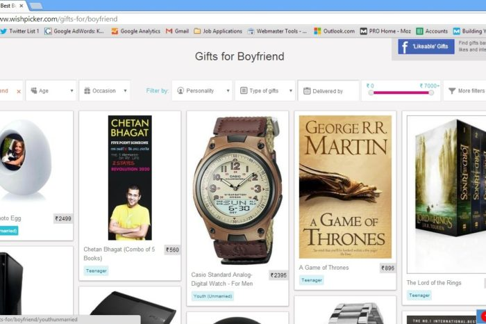 Just-launched Wishpicker is targeting a booming ecommerce market in India with its gift recommendation engine