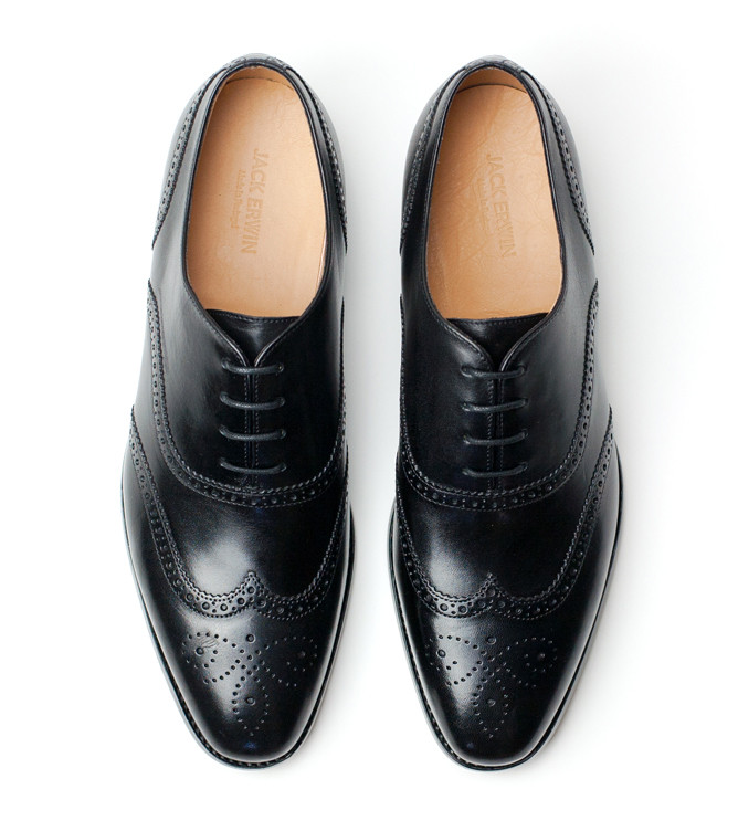 4abede13d18 Jack Erwin wants to reinvent the men s shoe business with an   honestly-priced  direct-to-consumer model