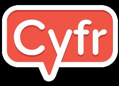 Cyfr logo
