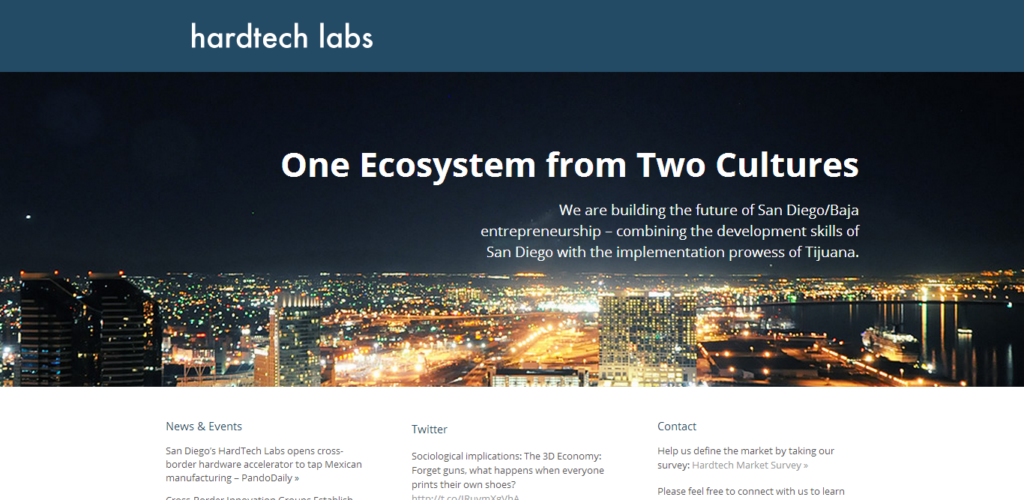 HardTech Labs screenshot