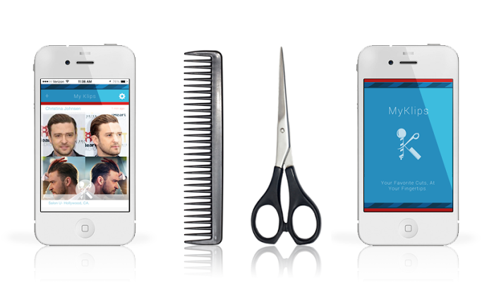 Featured Startup Pitch: MyKlipsPics was built to ensure that you never again get a bad haircut