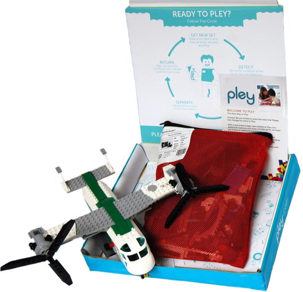 Pley ProductShot