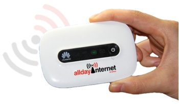 AlldayInternet wants to keep travelers connected while avoiding roaming charges and sub-par hotel Wi-Fi