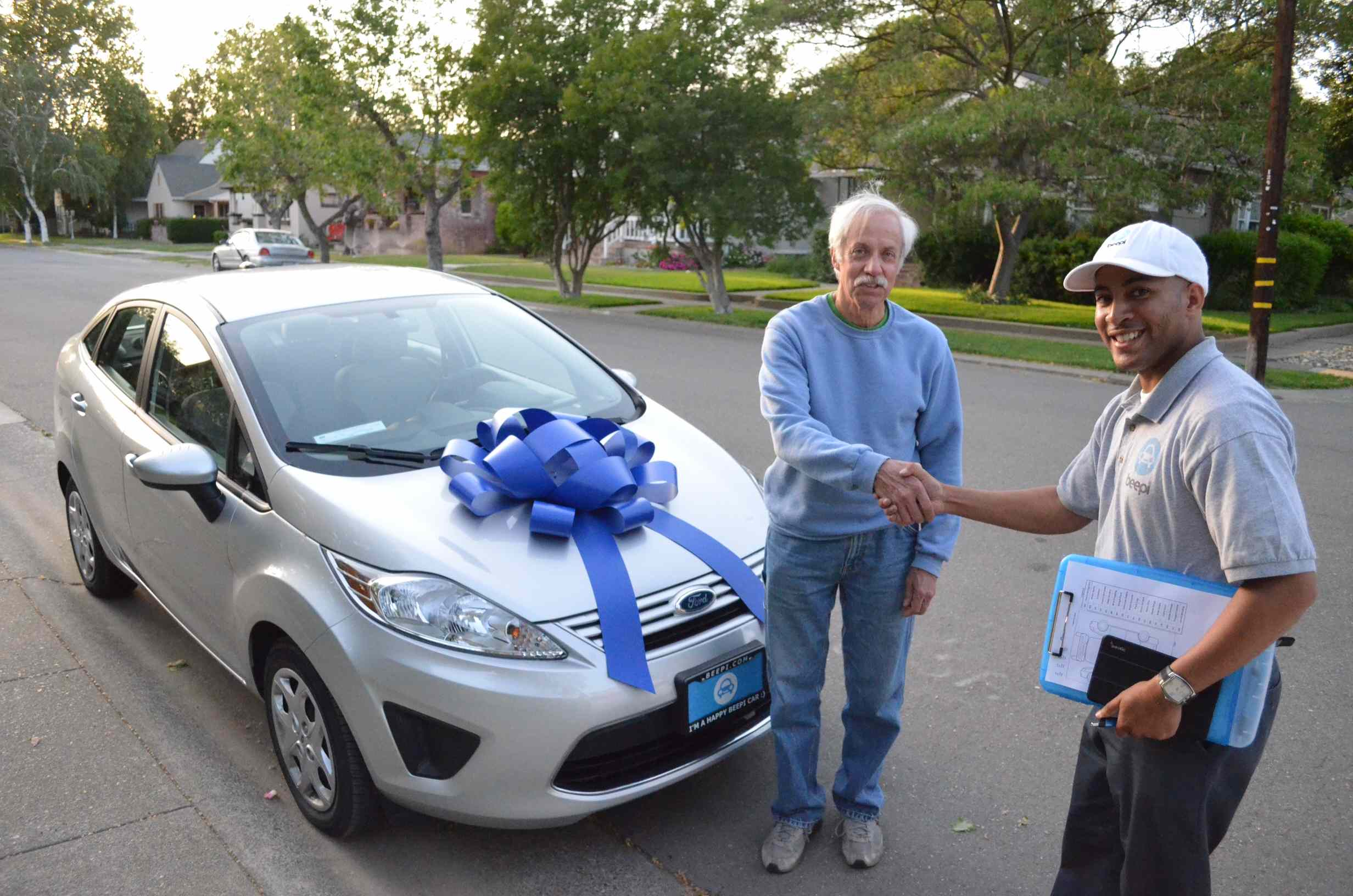 Beepi has big name backers for its big idea on how to make buying or ...