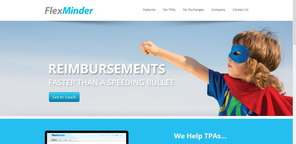 FlexMinder site