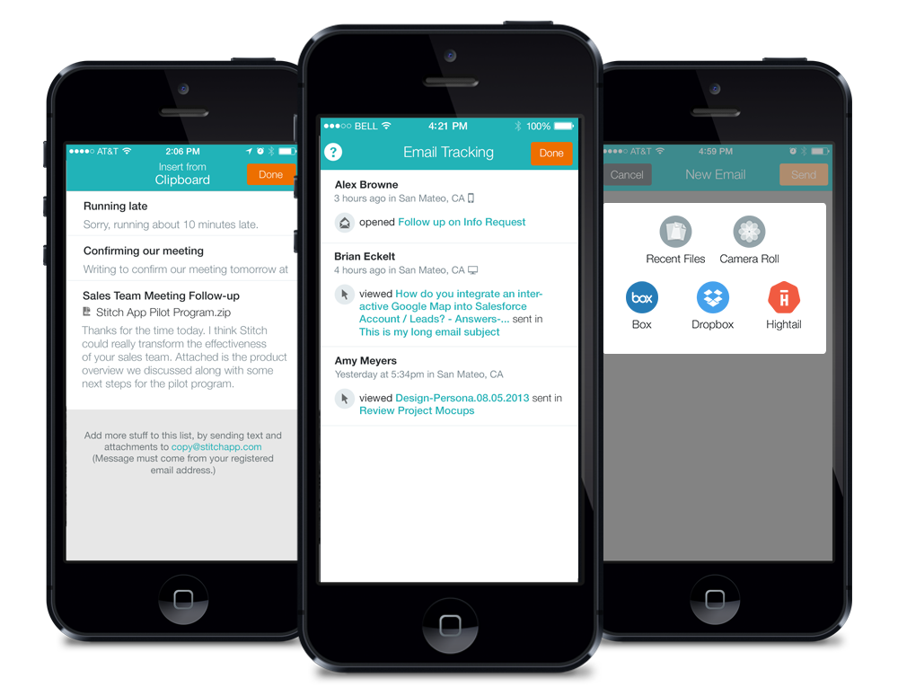 Stitch launches public beta of its mobile productivity platform for salespeople