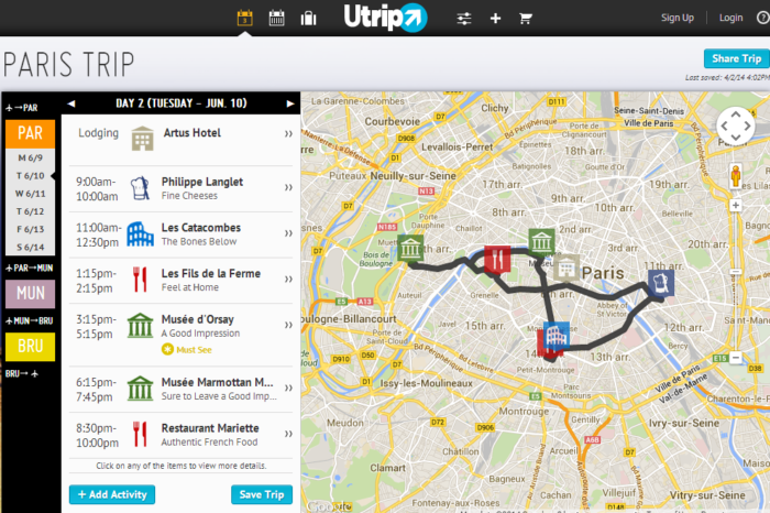 Utrip launches its AI-based trip planner out of beta with $750K in new funding