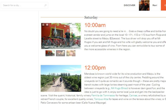 Featured Startup Pitch: Mumbai-based 36hrs.in wants to make it easier for travelers to create customized itineraries