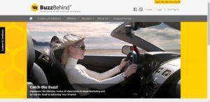 BuzzBehind screenshot