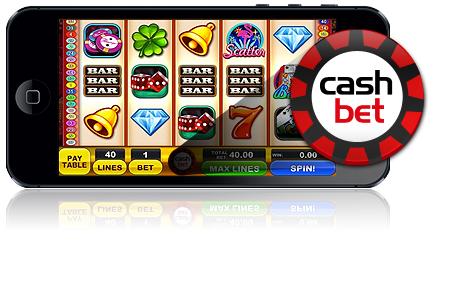 CashBet iPhone
