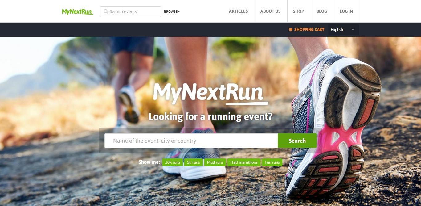 MyNextRun screenshot