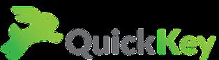 QuickKey logo