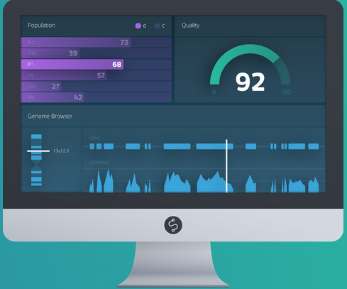 SolveBio screenshot