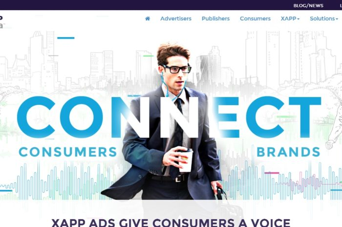 XAPPmedia raises $3M for its 'voice click' mobile audio ad technology