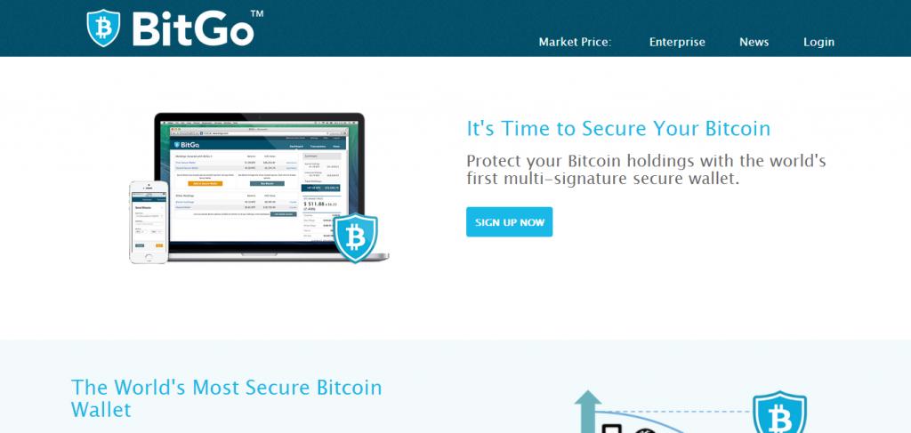 BitGo screenshot