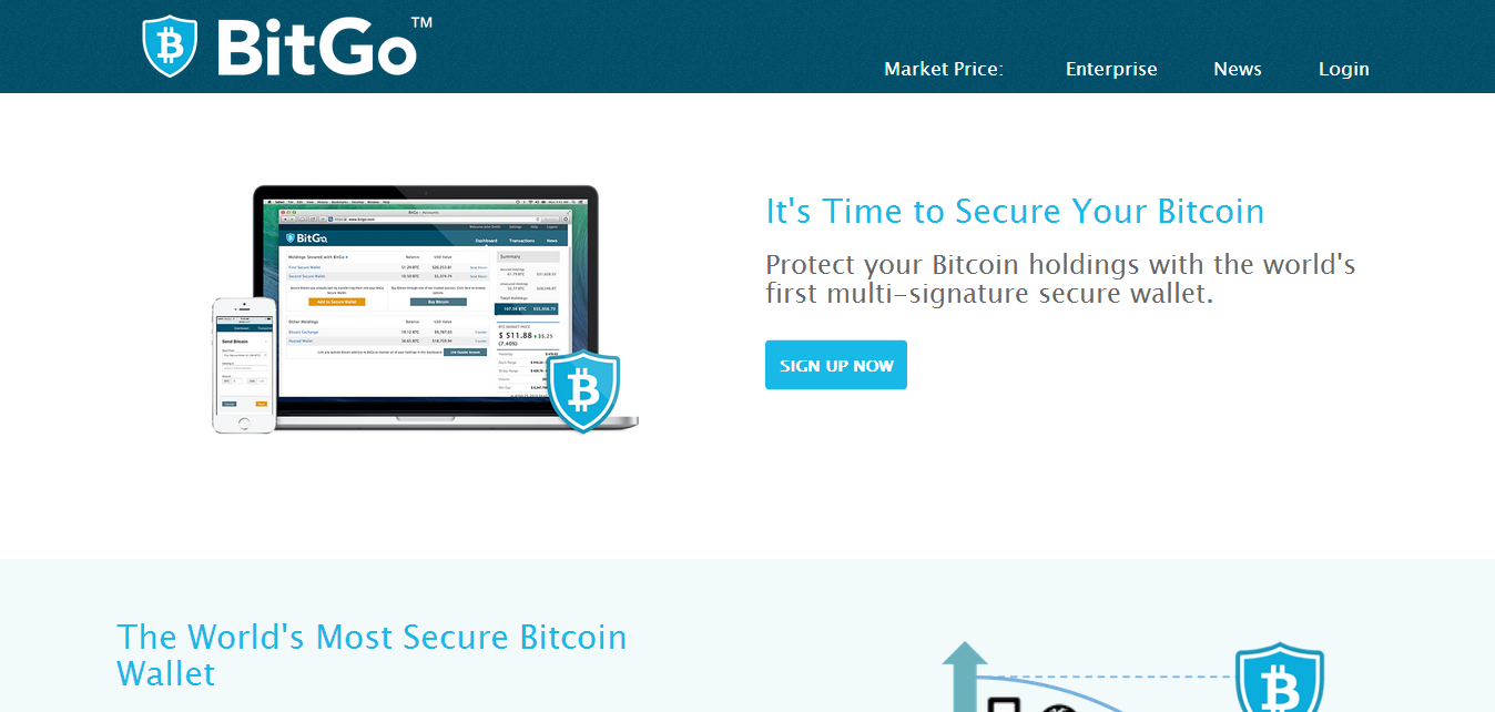 BitGo screenshot