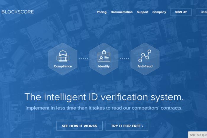 BlockScore lands $2M for its advanced ID verification service