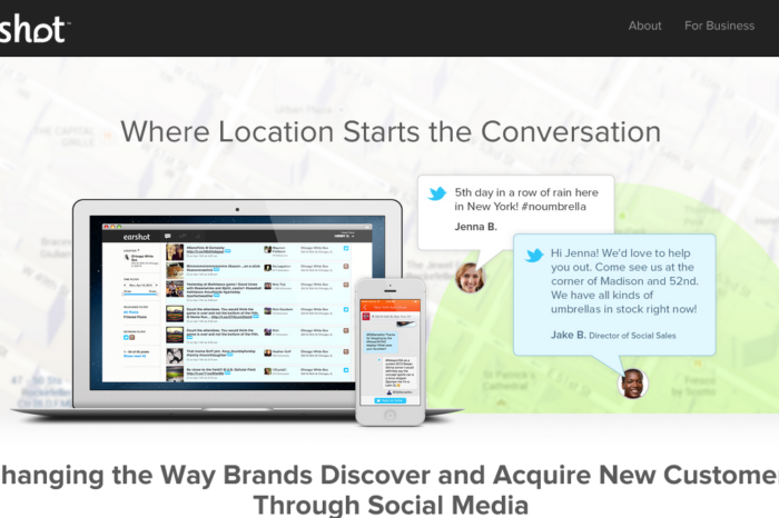 Earshot raises $1.7M to help brands discover more fans on social media