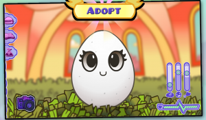 EggBaby screenshot