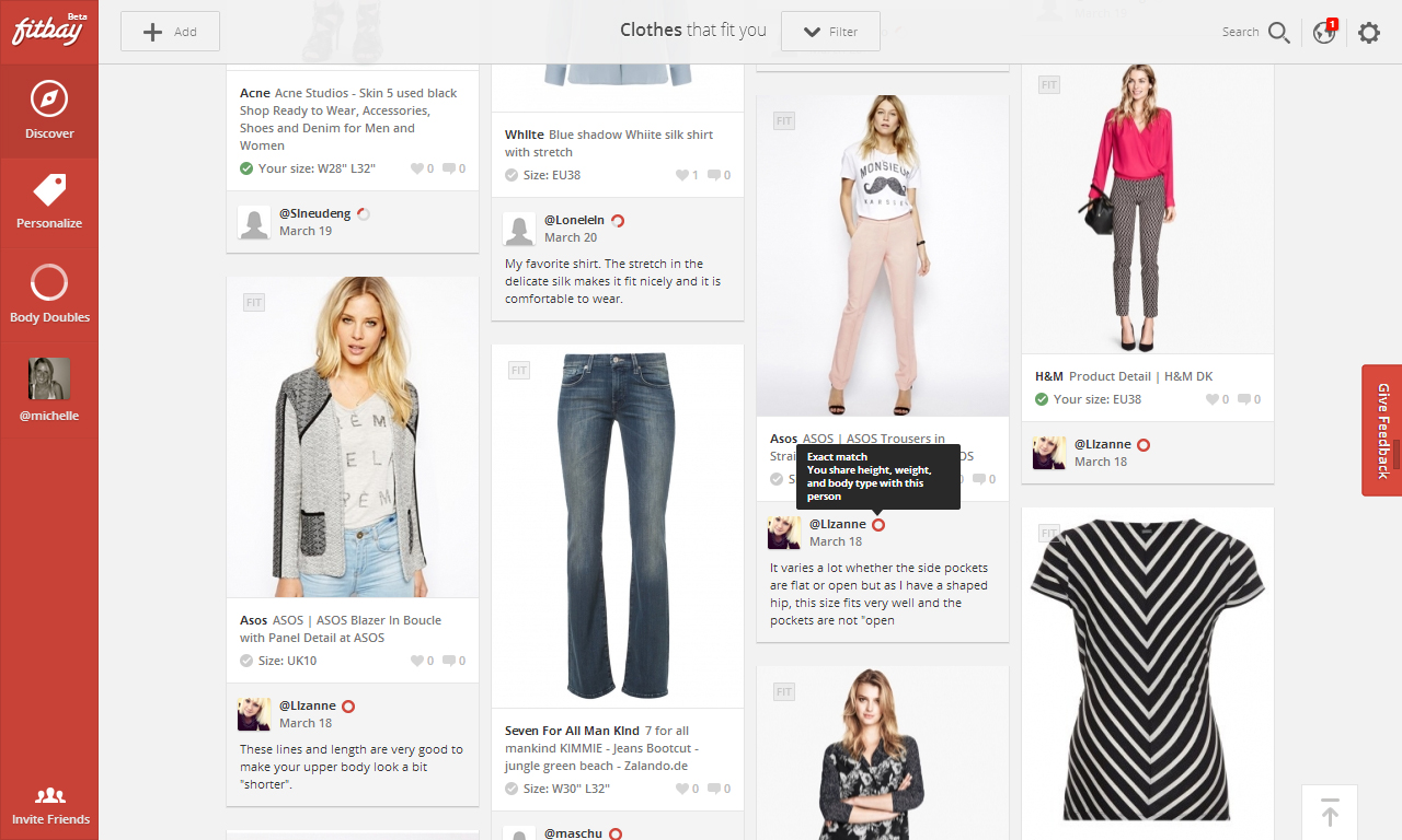 Social shopping with a purpose