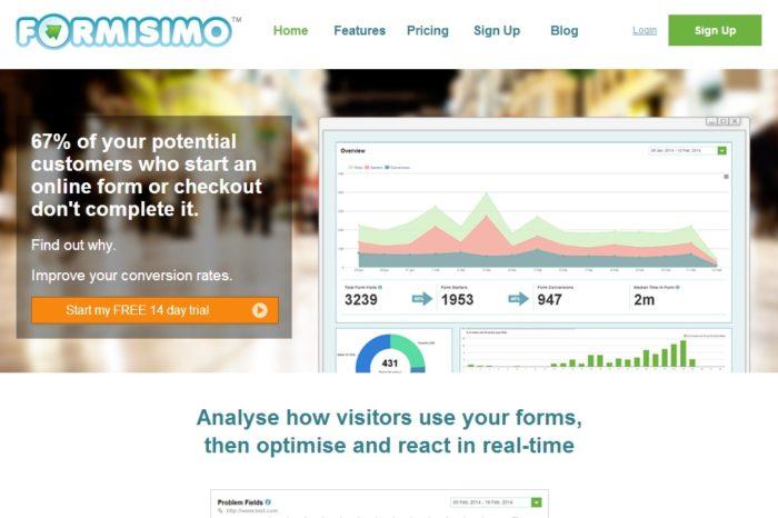 Seedcamp grad Formisimo gets £350K to fix online forms