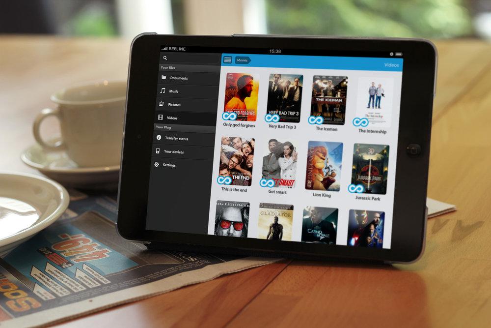 Lima iPad