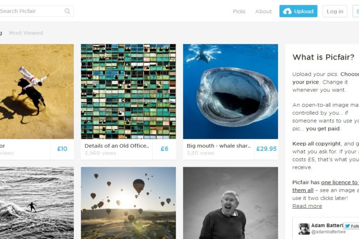 Picfair secures $520K for its professional photos marketplace