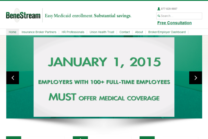 BeneStream closes a $1.58M Seed round to help employers comply with the Affordable Care Act