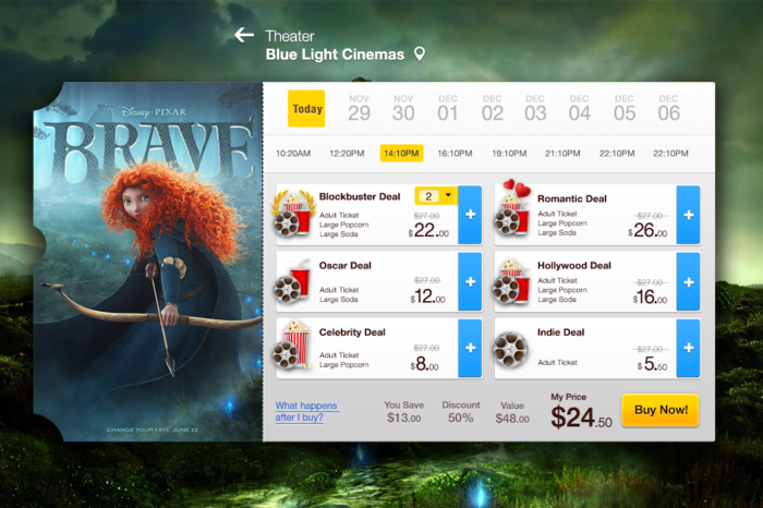 Dealflicks is on a mission to fill movie theaters and to save moviegoers money