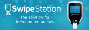 SwipeStation header