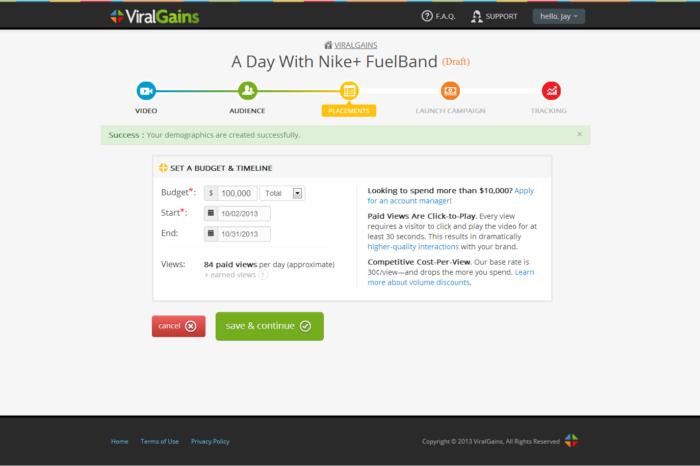 ViralGains gets $2.3M for its viral video marketing platform