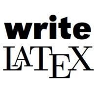 WriteLaTeX logo