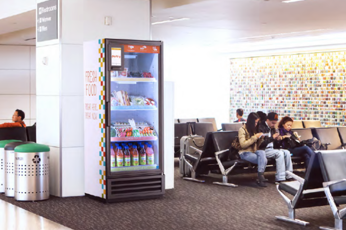 Pantry's RFID-based technology powers vending machines with fresh food that you may actually want to buy